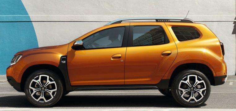 Noul Dacia Duster: ediție limitată disponibilă exclusiv online!